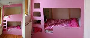 Pink Bed Box