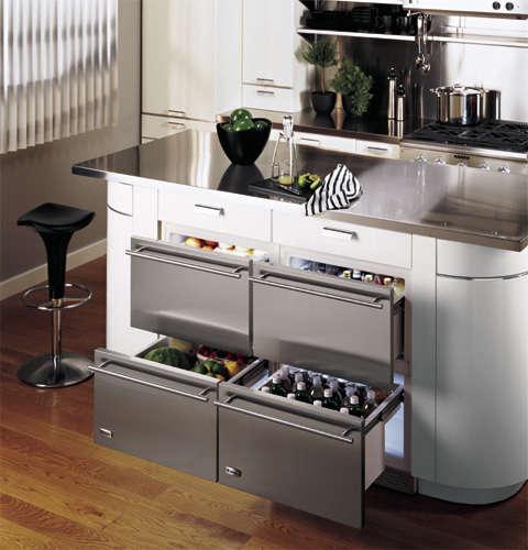 Choosing undercounter refrigeration refrigerator drawers vs undercounter refrigerators - Choosing right freezer ...