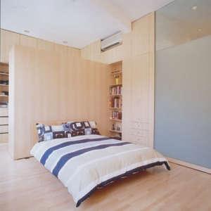 10 Street Apartment Bedroom