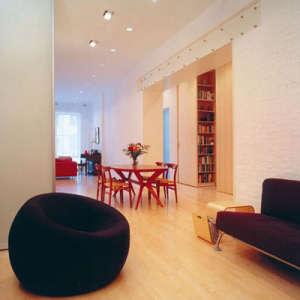 10th Street Aparment Living Room