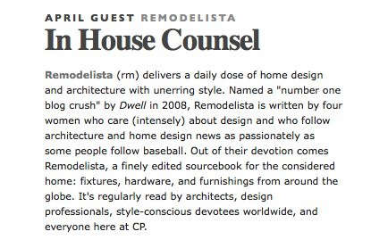 remodelista-on-coudal-partners