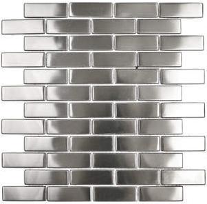 Kitchen Bath Stainless Steel Tile Remodelista