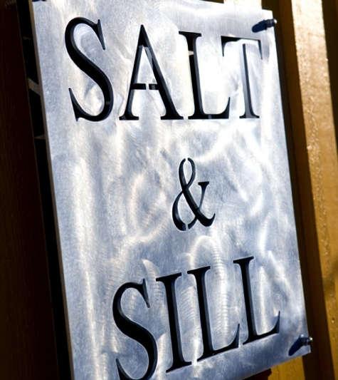 salt sill sign