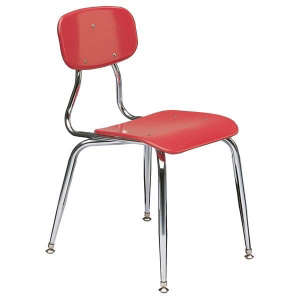 Scholar Craft 150 Series Solid Plastic Stack Chair