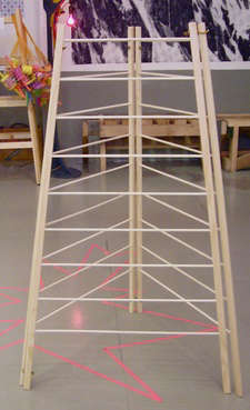 Shaker Drying Rack Remodelista
