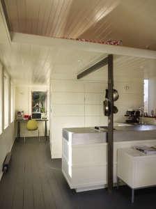 Shed Garage Studio Kitchen