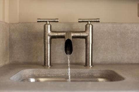 Short Deck Mount Waterbridge Lav Faucets Remodelista
