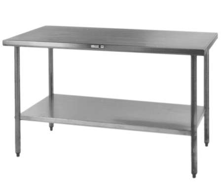 stainless steel kitchen work table island economy stainless steel kitchen island work table remodelista 9412