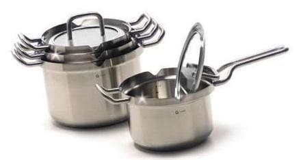 Royal Vkb Stainless Cookware Remodelista