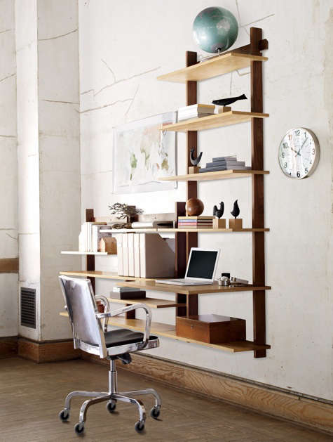 Storage  Sticotti Shelving from Design Within Reach. Storage  Sticotti Shelving from Design Within Reach   Remodelista