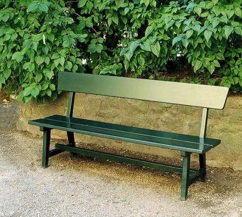 swedish-green-bench