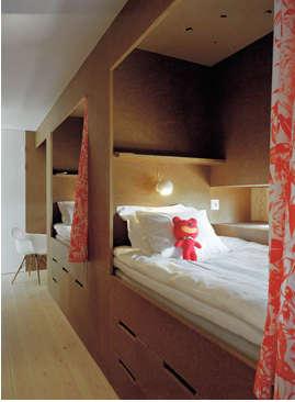 Children S Rooms Built In Beds And Bunks Remodelista