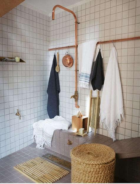 Anatolian fringed bath towels remodelista for Anatolia mediterranean cuisine new york