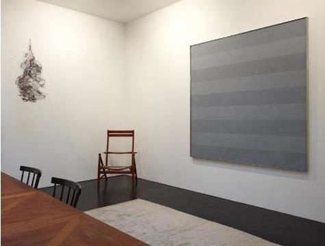 friedman-gray-stripe-painting