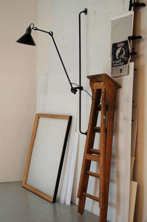 Design Sleuth Wall Mounted Reading Light Remodelista