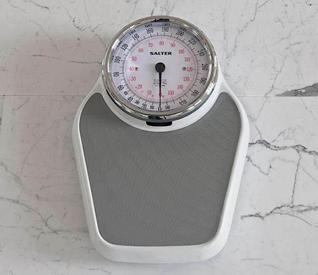 Product Summary  Salter. Appliances  Salter Bathroom Scale   Remodelista