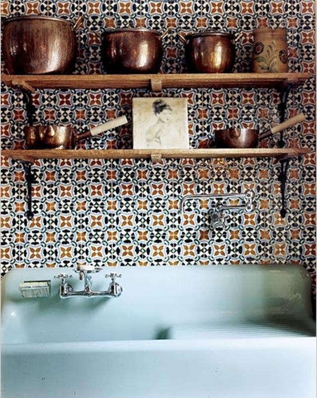 Design Sleuth Sean Macpherson S Portuguese Tiles Remodelista