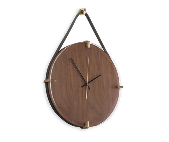 umbra-clock-brown