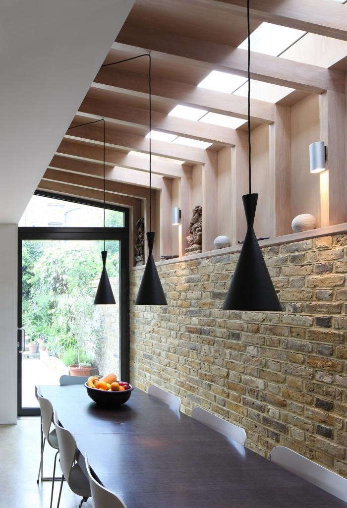 700_modern-black-pendant-lights-and-brick-in-kitchen-in-book-tower-house
