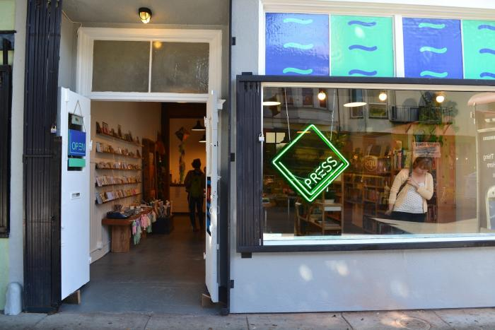 An sf book shop inspired by esprit remodelista for Living room 101 atlantic ave boston