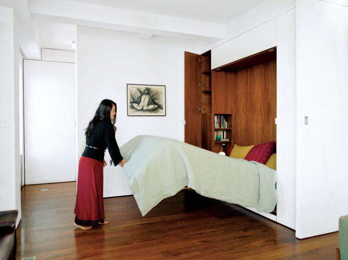 5 Favorites The Murphy Bed Grows Up Remodelista