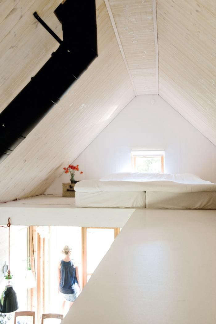 10 attic loft bedrooms rustic edition remodelista - The rustic attic ...