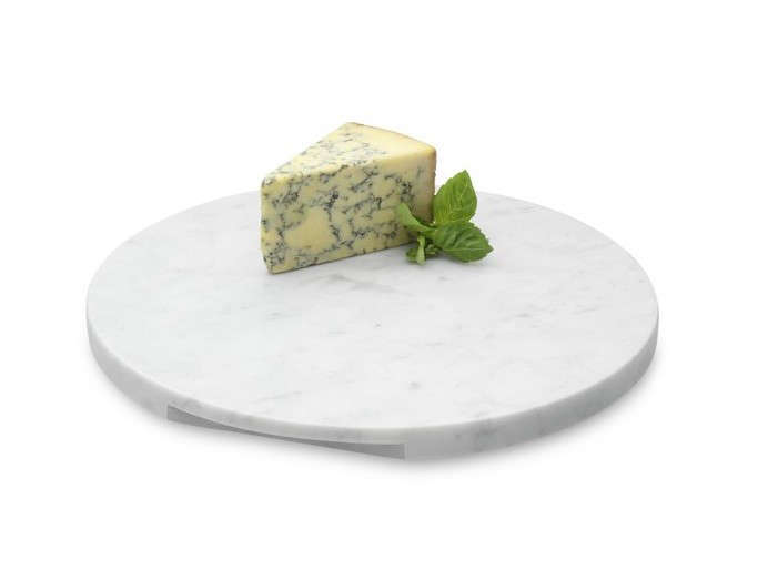 round-marble-cheese-board