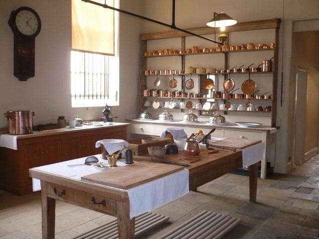 Steal This Look Downton Abbey Inspired Scullery Remodelista