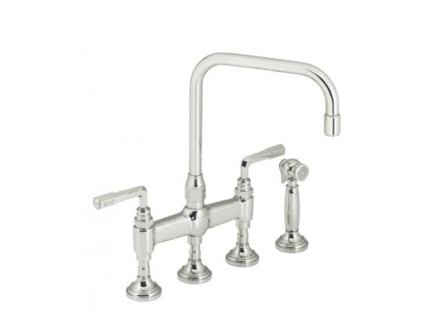 High Low Bridge Faucets Remodelista