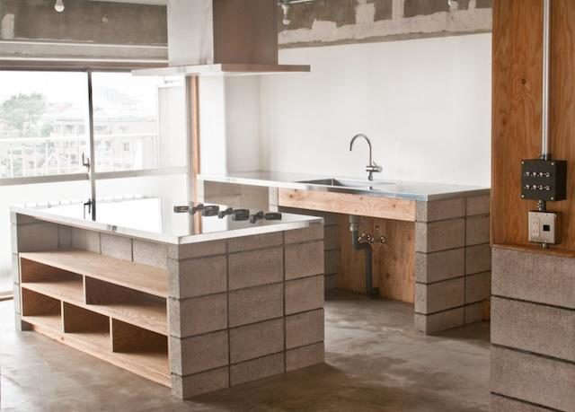 Steal this look a low cost kitchen for serious chefs for Low cost kitchens