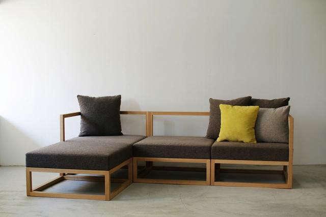 modular furniture from japan remodelista. Black Bedroom Furniture Sets. Home Design Ideas