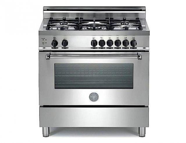 High Style Italian Kitchen Ranges Remodelista