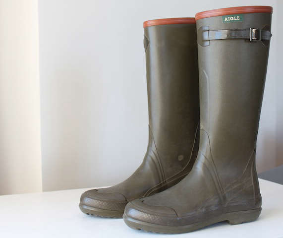Our Favorite French Rain Boots Remodelista