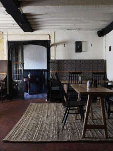 Get the look of Olde Bell Inn, designed by Ilse Crawford