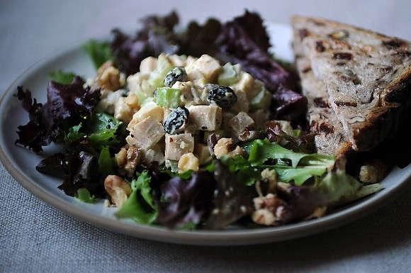 smoked-turkey-salad