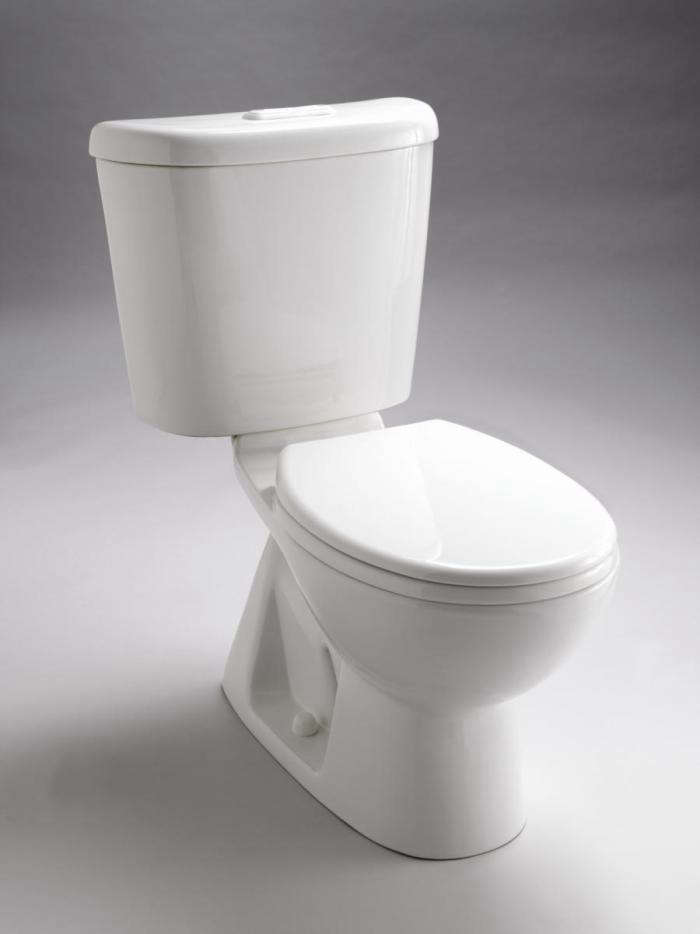 above from caroma of australia the sydney smart 305 dual flush toilet is a onepiece toilet that offers 08 and 128 gallons per flush