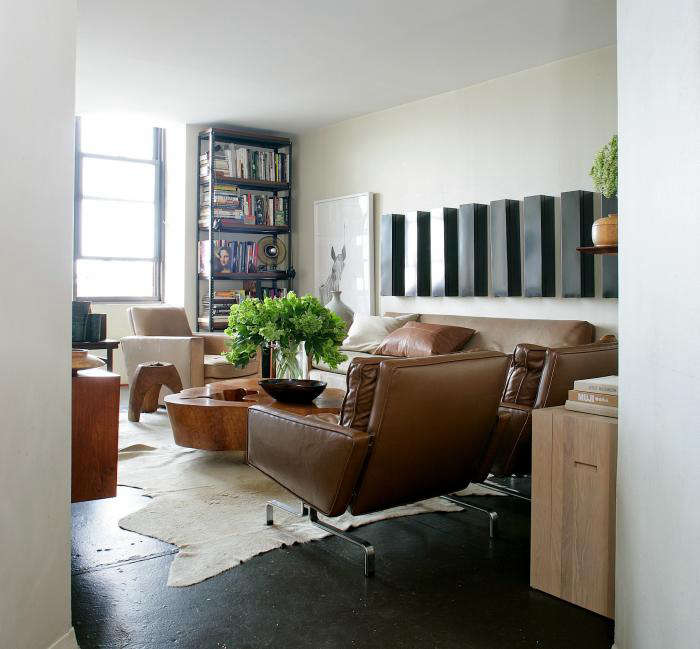 The Designer Is In: Brad Ford At Home In NYC: Remodelista
