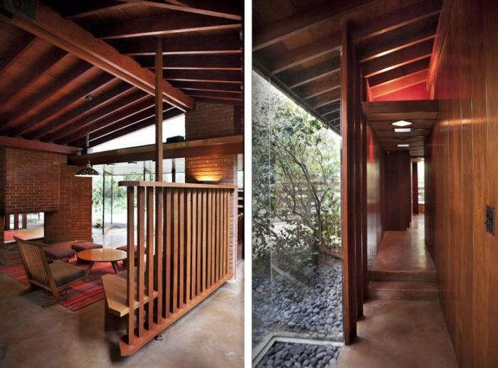 700_john-lautner-house-a-single-man-living-room-and-all-wood-hallway