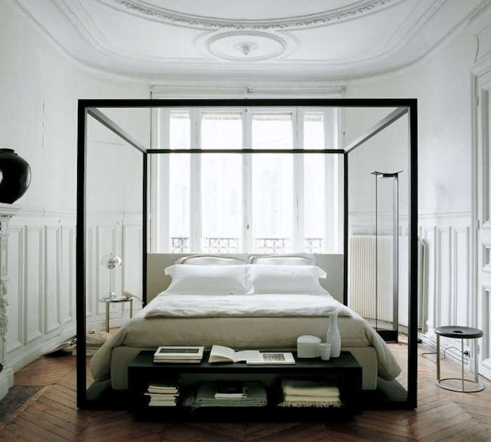 10 Easy Pieces: Four-Poster Canopy Beds: Remodelista
