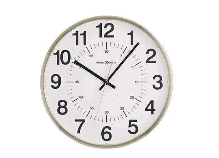10 Easy Pieces: Simple Kitchen Clocks - Remodelista