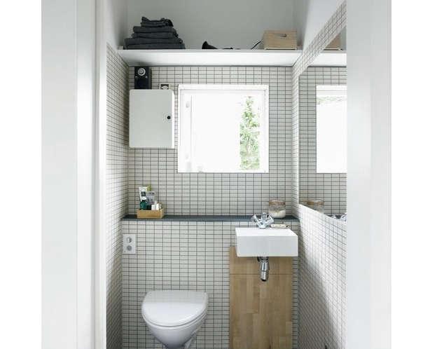 Steal This Look Compact Danish Bathroom Remodelista