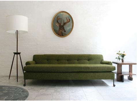 Furniture New Sofas From BDDW In New York Remodelista