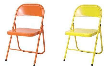 conran-yellow-orange-folding-chair