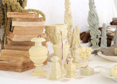 grenier-white-candles