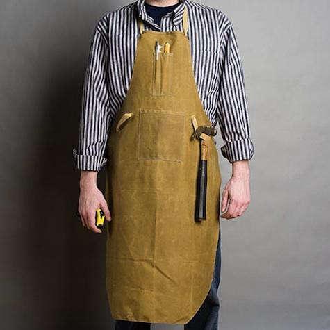 tinsmith-apron