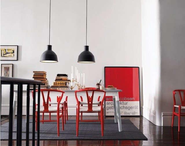 dwr-red-wishbone-chair
