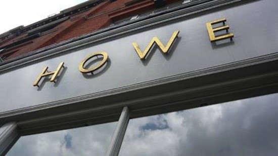 howe-sign