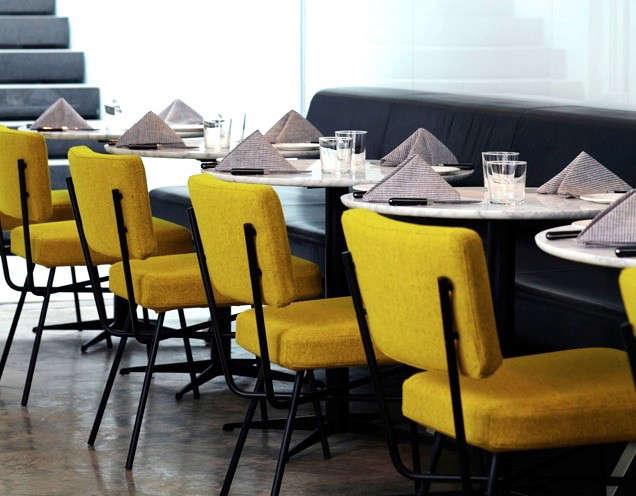 yellow-felt-chairs