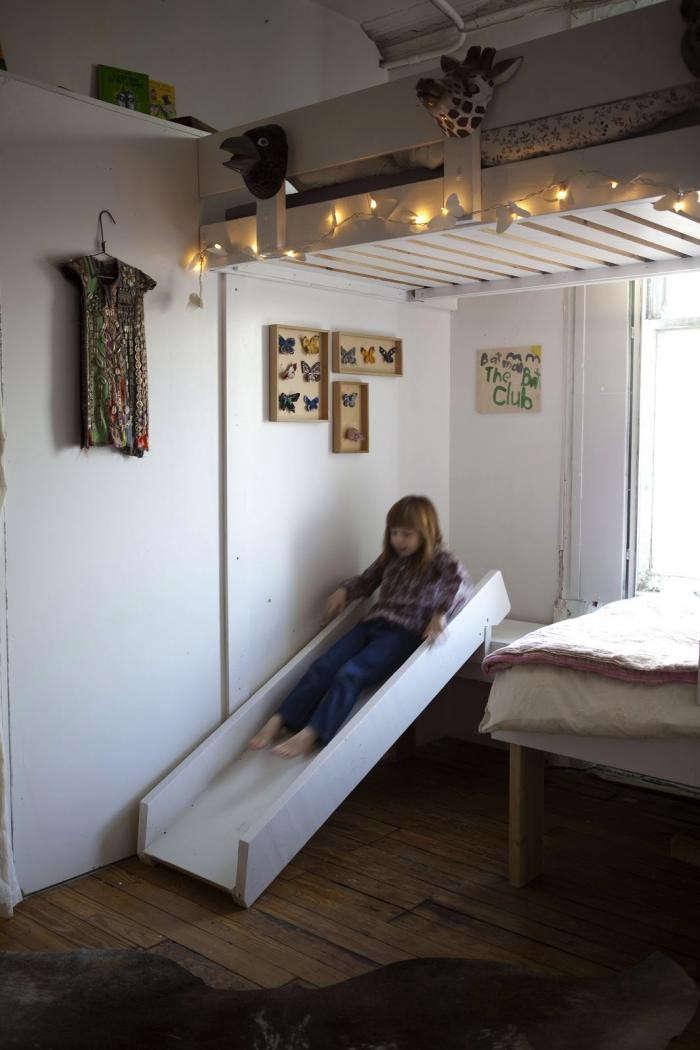 Hanging Loft Bed Diy