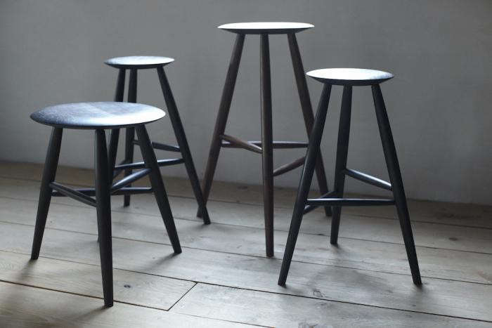 black wood counter stools 10 easy pieces wooden counter stools remodelista 4770
